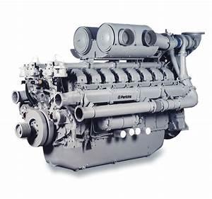 Perkins Gas Engine