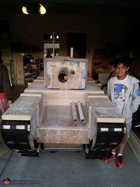 halloween tank costume