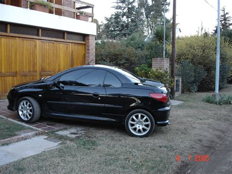 siege auto 206 cc 2006 peugeot 206 cc pictures information and specs