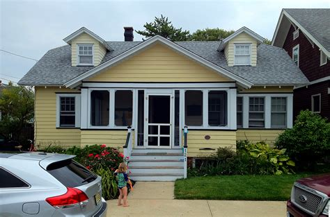 Photo Essay Beach Bungalows (and Memories) On The Jersey