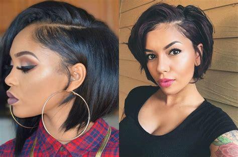 Stacked Bob Haircuts For Black Hair