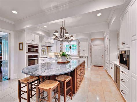 kitchens  large islands tile kitchen center islands