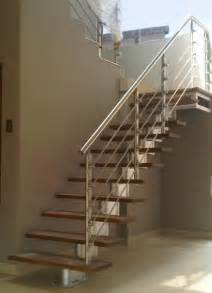Residential Steel Staircase