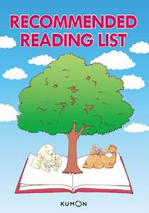 Kumon recommended reading list (380 books) | Language Arts ...