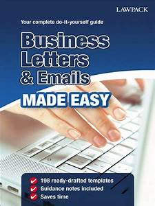 business letters emails made easy by david crosby With so long a letter ebook