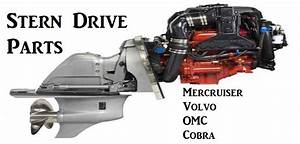 Omc Inboard Motor Parts
