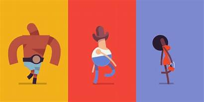 Skillshare Animation Character Simple Effects Characters 2d