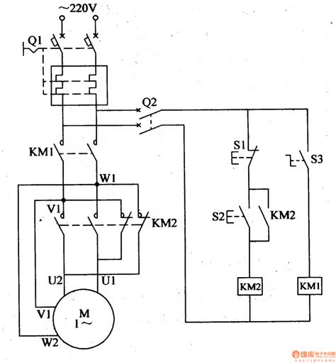 soft start motor starter wiring diagram with transformer