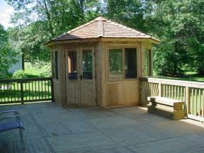 built in kitchen islands with seating cedarshed 12 ft octagon whistler all season gazebo