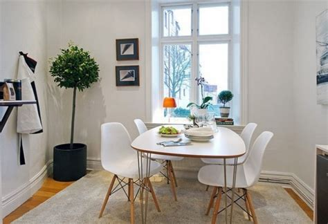 magnificent ideas  decorating small dining room properly