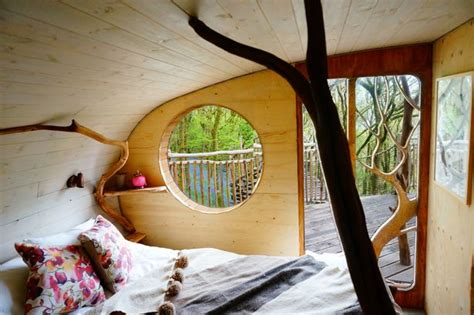Spend Half Term In Treehouse In Wales-wales Online