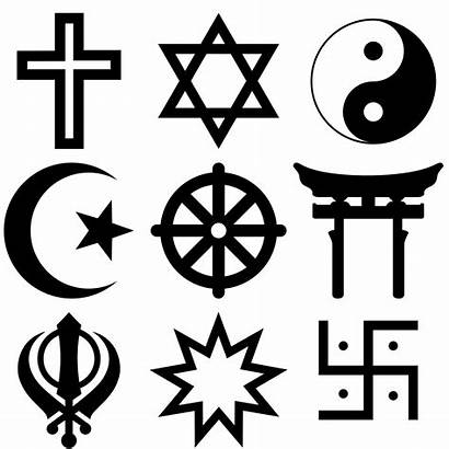 Symbols Religious Symmetric Svg Wikimedia Commons
