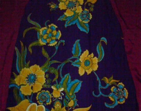 Daster Batik Anggun Sammy batik butikku daster tanpa lengan ungu