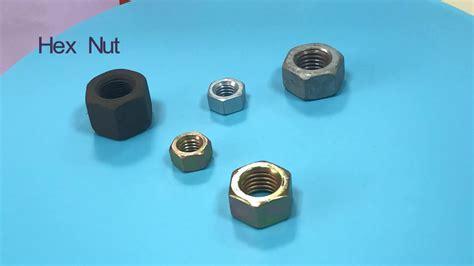 Special Custom Lock Nut Types For Car