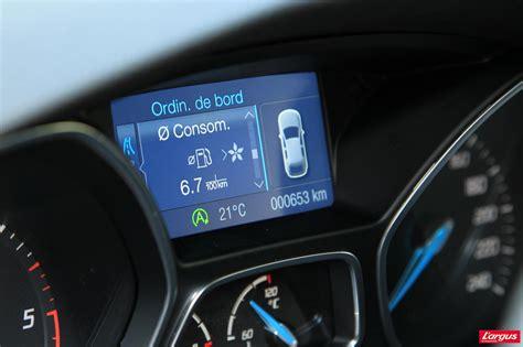 ordinateur de bord voiture ford focus place 224 la technologie photo 15 l argus