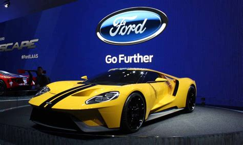 New Ford Sports Car Gallery