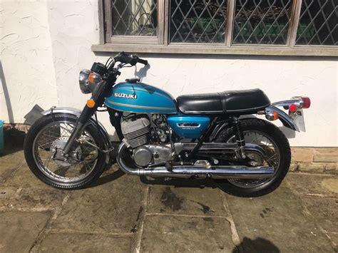 Ebay Suzuki Motorcycles by Ebay Ebay Suzuki T500 Classic 1975 Two Stroke