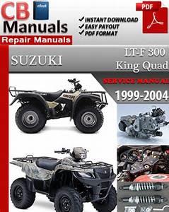 Digital Service Manuals  Suzuki Lt 300 King Quad 1999