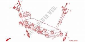 Ignition Coil  Plug For Honda Cars Jazz 1 4 Se 5 Doors 5