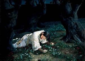 Liz Lemon Swindle - Gethsemane - Christ-Centered Art