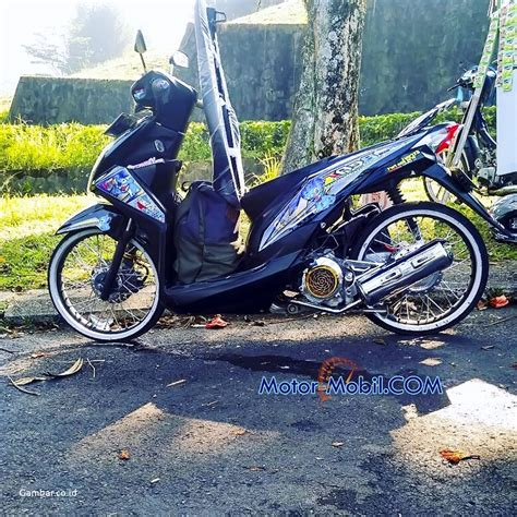 Gambar Motor Beat Modif by Modip Motor Beat Impremedia Net