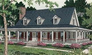 farmhouse plans with porches one story country house plans with porches ideas house