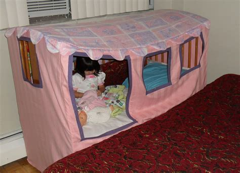 Toddler Beds With Canopy & Disney Princess Canopy Bed