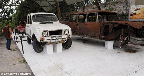Pablo Escobar Car by De Bene Esse Pablo Escobar S Once Dazzling Car Collection