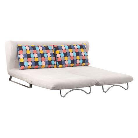 sofa mart wichita ks fabric contemporary sofa bed with chrome legs and pillows