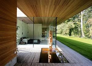 Bungalow Aus Holz : wohntrends bungalow aus holz und glas von zech ~ Michelbontemps.com Haus und Dekorationen
