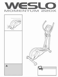 Weslo Home Gym Wlel2006 0 User Guide