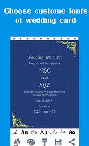 wedding card maker android apps on google play With wedding invitation video maker app free