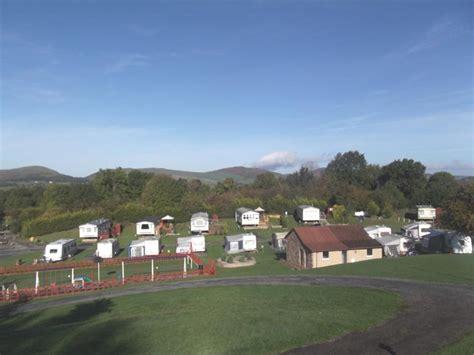 Allt Gymbyd Caravan Park, Nr Mold, In Land North Wales