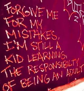 Forgive Me For My Mistake ~ Forgiveness Quote ...
