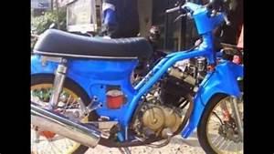 Modifikasi Sepeda Motor Classic Honda C70 Modif Engine