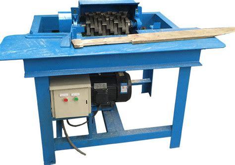 quality wood pallet notching machinewooden pallet groove stringers notcherdismantler