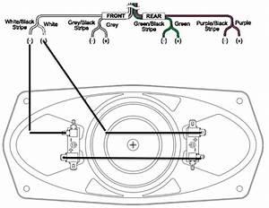 Single Voice Coil Wiring Diagram
