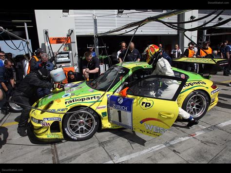 Porsche Wins Nurburgring 24 Hours Exotic Car Photo 05 Of