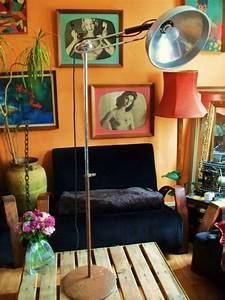 Retro Stil : wohnzimmergestaltung ideen im retro stil ~ Pilothousefishingboats.com Haus und Dekorationen