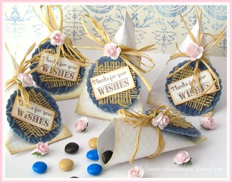 Sour Cream Container Wedding Favors