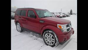 2008 Dodge Nitro Slt Rt 4dr 4x4 In Review  Red Deer