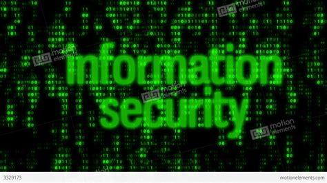 Binary Code Wallpaper Animated - binary code wall information security stock animation