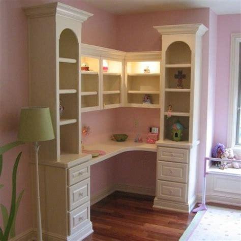 built in corner desk custom bookcase desk built in by speck custom woodwork