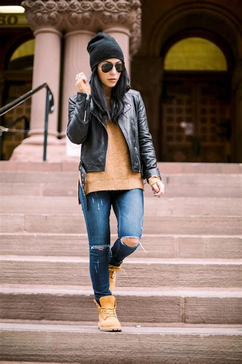 Best 25+ Timberland outfits ideas on Pinterest   Timberland boots outfit Short boots outfit and ...
