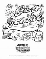 Scout Coloring Pages Printable Scouts Law Daisy Cookie Promise Sheets Printables Christmas Junior Print Cookies Brownie Camping Heavenly Brownies Photobucket sketch template