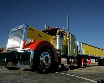 Trailer Trucks Camiones Trailers Wallpapers Peterbilt Taringa