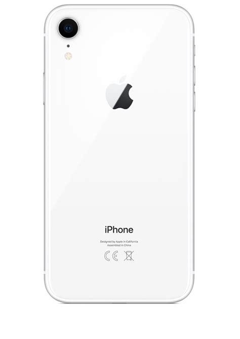 iPhone XR, le nouveau mobile Apple - Prix