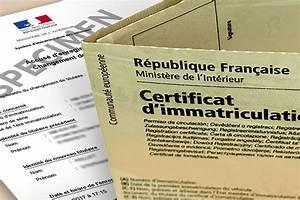 Propose Le Service D39immatriculation De La
