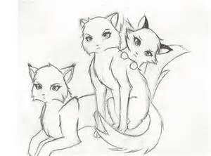 warrior cat drawings warrior cats by kelskar on deviantart
