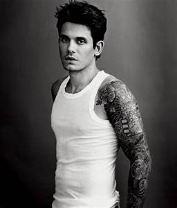 John Mayer Tattoo List